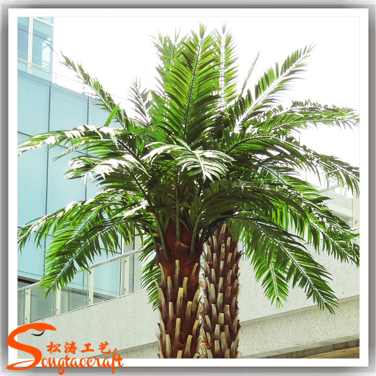 For garden decoration cheap artificial palm trees sale for Cheap trees