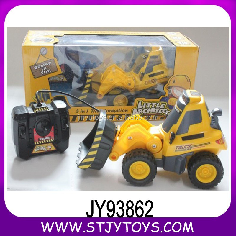 Rc model truck radio control rc construction truck toy