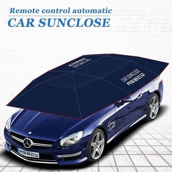 groothandel custom auto gordijnen auto elektrische power achter zonnescherm