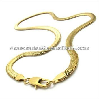 fashion men chokers chain for boyfriend item male necklace jewelry gifts silver twisted necklaces