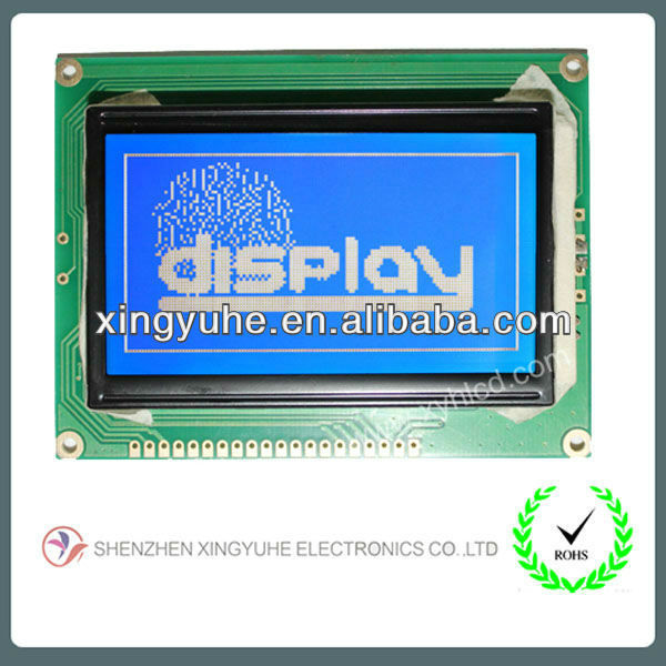 graphic lcm 128*64 lcd display parts