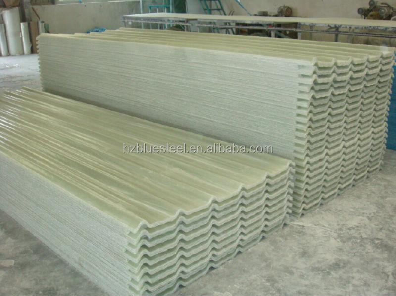 Fibrocemento ondulato lastra di copertura materiali da costruzione