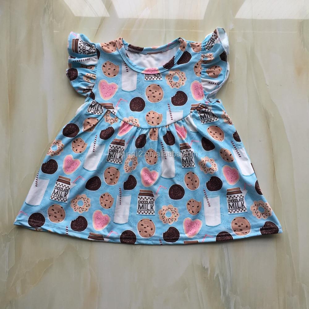 Cx-330 Wholesale 2017 Baby Girls Party Dress Children Frock Designs ...