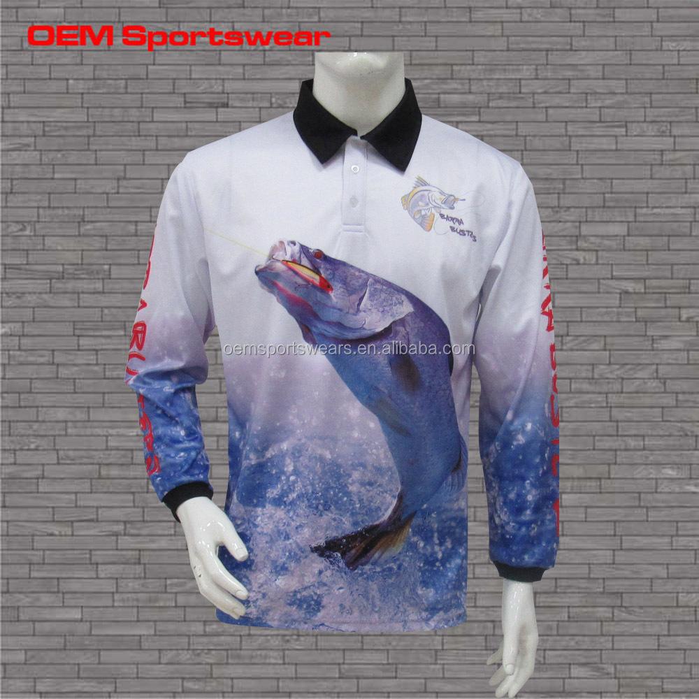 Wholesale Best Hot Sale Fishing Shirts Custom-made - Buy Fishing ...