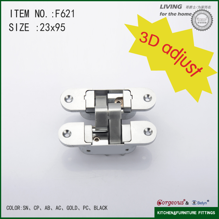 3d Adjustable Concealed Hinge Wholesale Suppliers