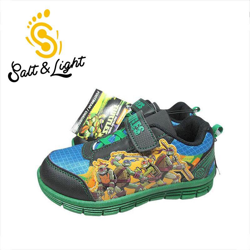 Teenage Mutant Ninja Turtles Light Up Running Shoes