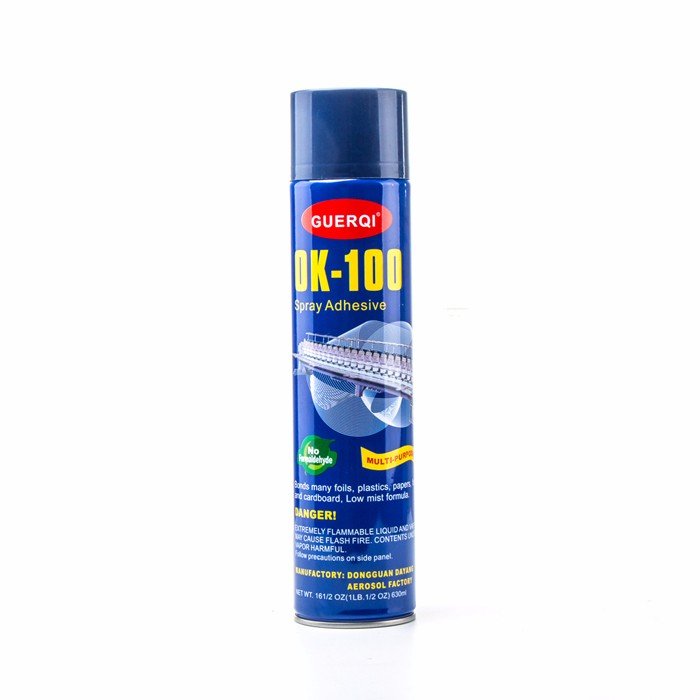 OK-100 transparent silicone glue for fabric