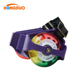 Cool and Fashionable heel glider street flashing roller skate skates with led lights