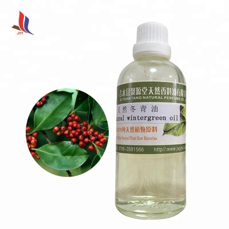 Wholesale natural wintergreen essential oil/methyl salicylate price