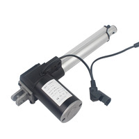 12Volt Linear Actuator 300mm 12inch Stroke 7000N 700KG Load Waterproof 48v Mini Electric Linear Actuator 12v