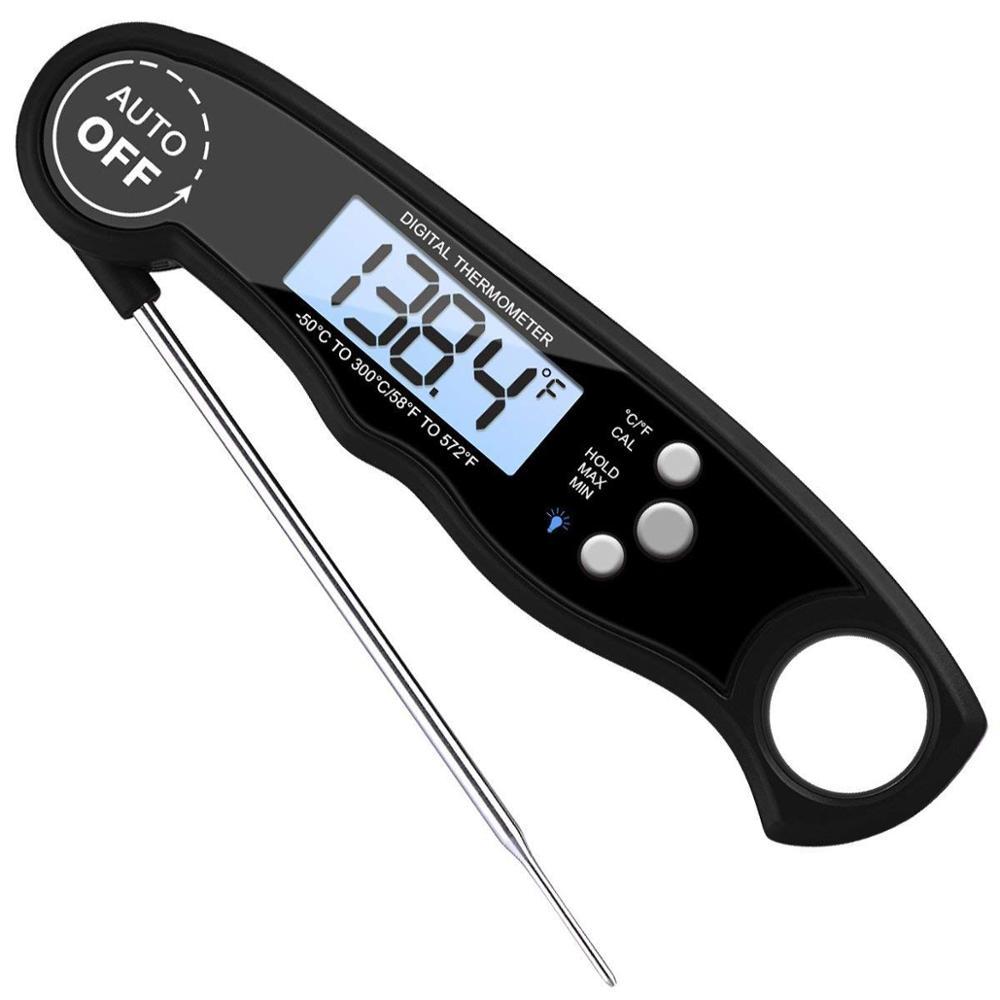 Beste verkopers Keuken Waterdicht Onmiddellijke Lezen Vlees Thermometer Pizza Oven Digitale Thermometer