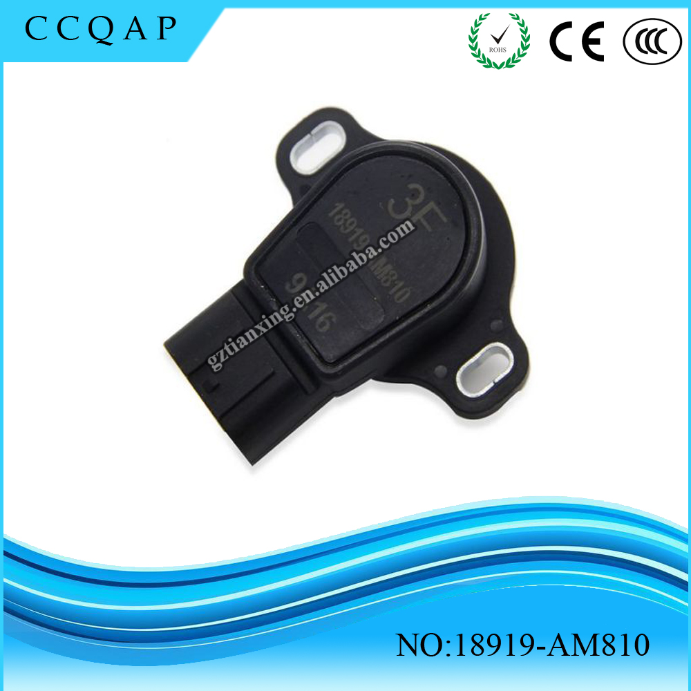 18919-AM810 Genuine new car accelerator pedal control throttle position sensor For Japanese cars