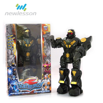 alibaba new item walking cool modelling electronic toy robot for children