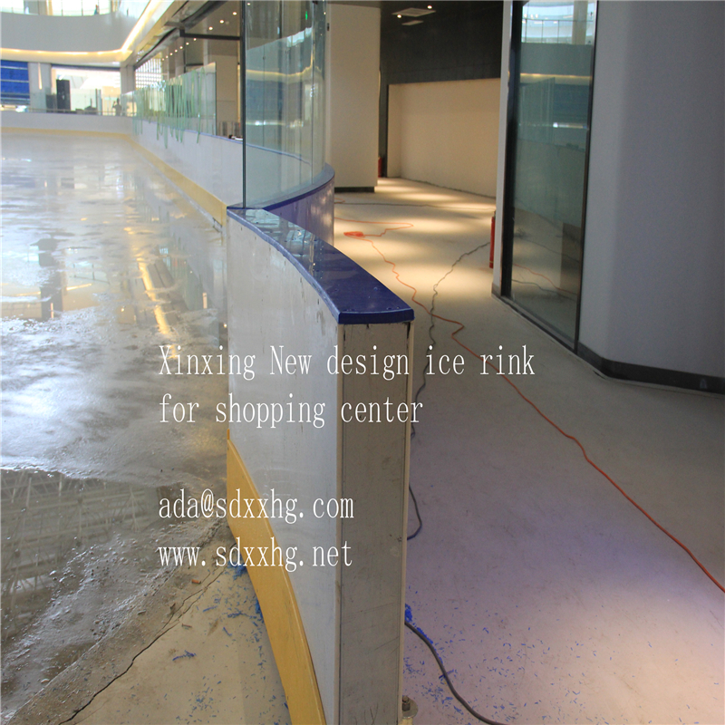 price of white hard hdpe board hockey wall board /hdpe ice rink dasher