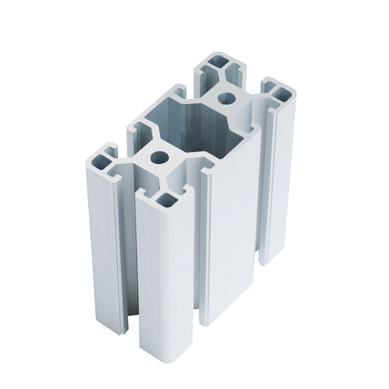 factory sell high grade 4080 industrial aluminium frame material V slot extrusion aluminium profile section