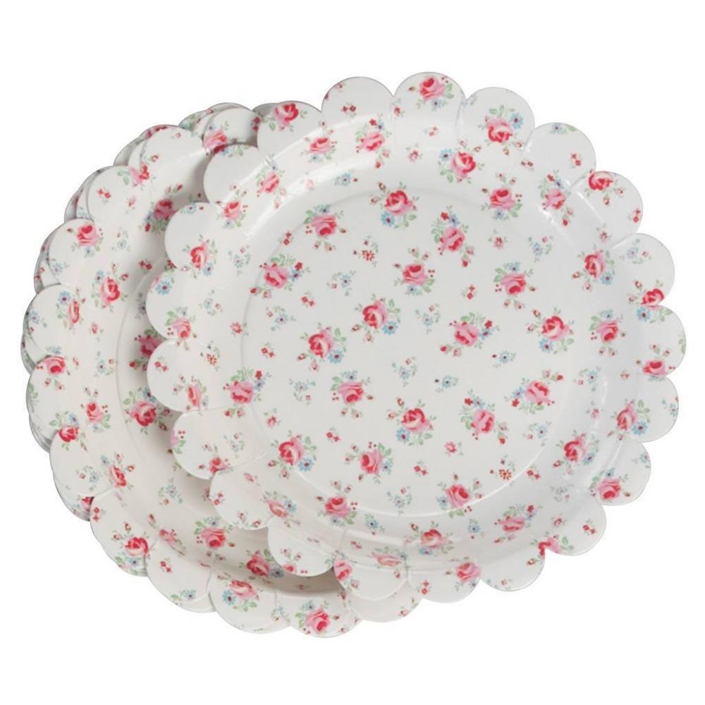 paper plates wholesale