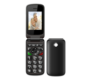 Wholesale Flip Feature Mobile Phone Vkworld Z2 Unlocked 2.4 inch TFT Screen Multi-language Camera Dual Sim Best Sell Cheap Phone