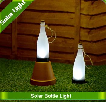 Exceptionnel Outdoor Garden,solar Bottle Light Hanging Garden Lights,decorative Glass  Bottles Wholesale
