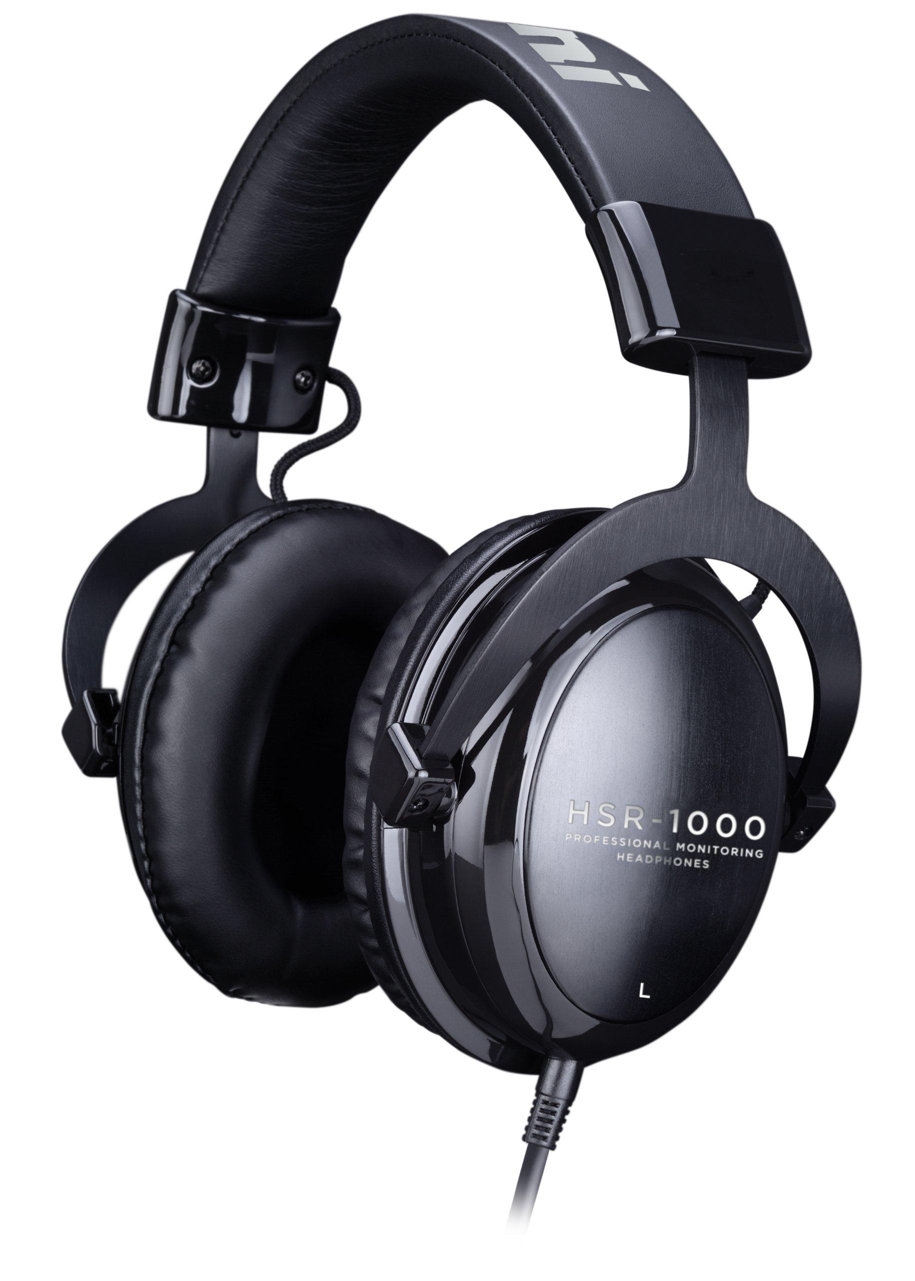 Gemini DJ HSR-1000 - Professional Monitoring Headphones