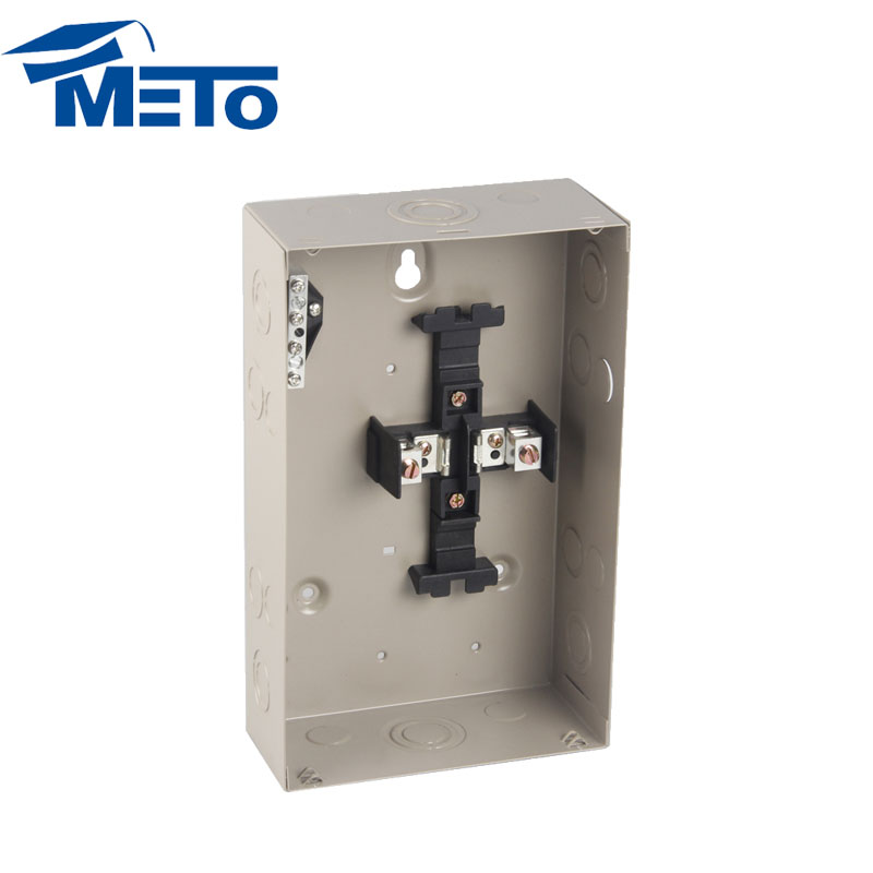 Wholesale price 4way single phase mcb residential distribution panel board load center
