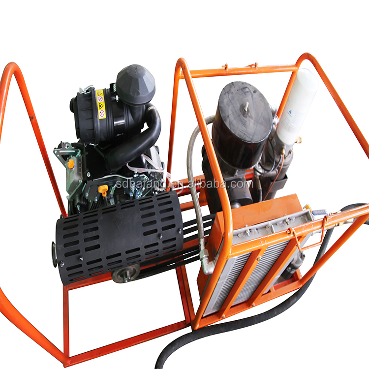 High quality hydraulic mountain drill for sale