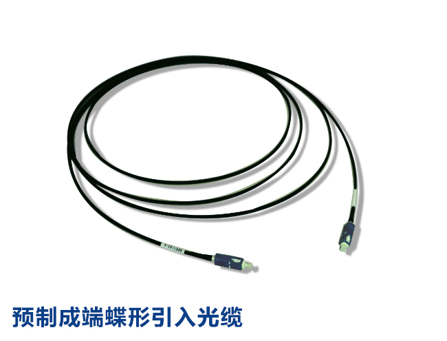 Pre-terminated trunk cable network cabling