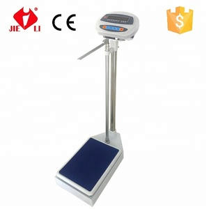 300kg Digital Body Weighing and Height Scale