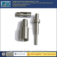 Small order cnc machining high strength steel alloy shaft