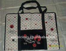 Colourful PP lamination tote bag