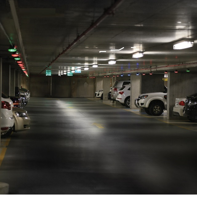 O sensor ultra-sônico PGS da montagem esperta da parte dianteira do sistema de orientação do estacionamento com entrada conduziu a exposição
