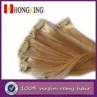 Clip In Extensions Light Yaki with High Quality