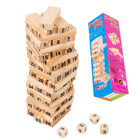New arrival popular funny intelligence Building blocks Toy Board Games