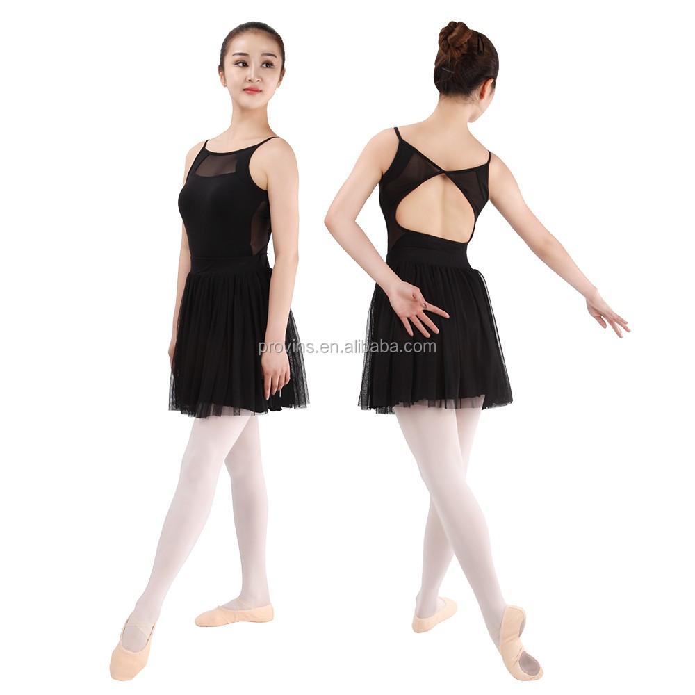 Yeni başlayanlar ve profesyoneller için yarım dans kıyafetleri
