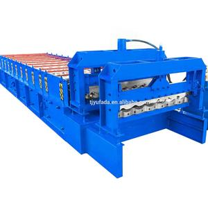 China Tianjin city Glazed roll forming machine factory not trader