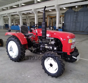 30HP 4WD farm tractor 2018 TY304 model