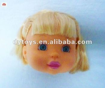 3d Small Vinyl Baby Doll Body Parts Head For Kids - Buy Doll Head,Soft  Vinyl Doll Parts,Vinyl Dolls Body Parts Product on Alibaba com