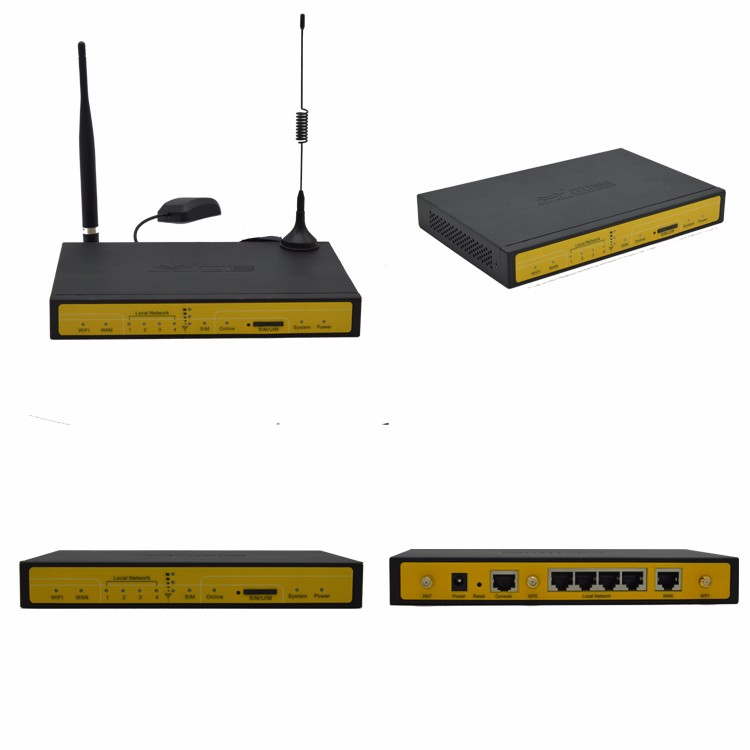 F7436 AVL System industrial 3g GPS wifi gps vehicle tracking 3g wifi router gps router for public transportation ,ip cctv j