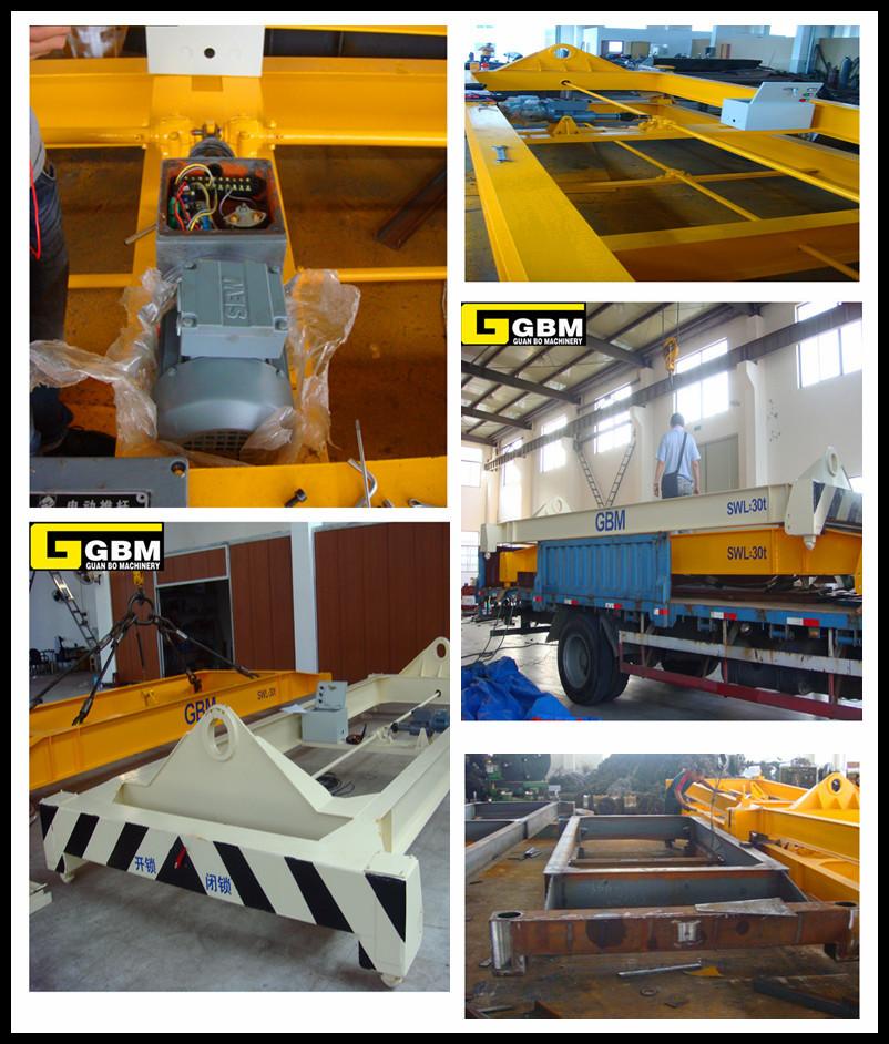 Iso Elektrische Container Traverse Für 40ft/20ft Standard-container ...