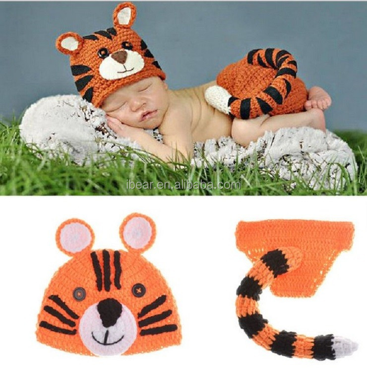 Knit Tiger Hat, Knit Tiger Hat Suppliers and Manufacturers at ...