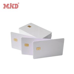 Waterproof 13.56MHZ compatible chip 1K RFID Inkjet PVC Card