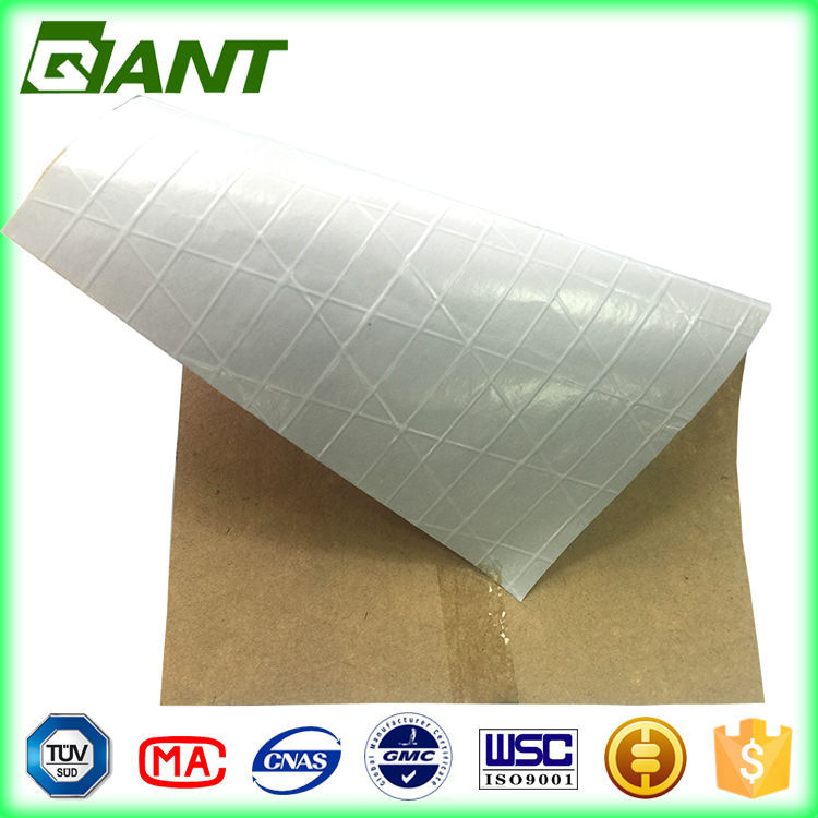 fireproof white PP thermal insulation material