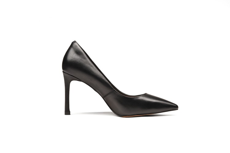 heel pumps LXUNYI Extreme heel pointed shiny toe pick Ice thin jersey knife flat stretchable shoes and Spandex high dress 48rwq4