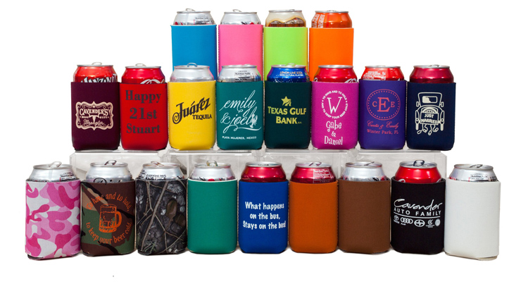 Neopreen Solo Cup Pint Glas Wraps koozies