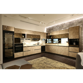 Competitive Price Gloss Uv Lacquer Kitchen Cabinet - Buy ...