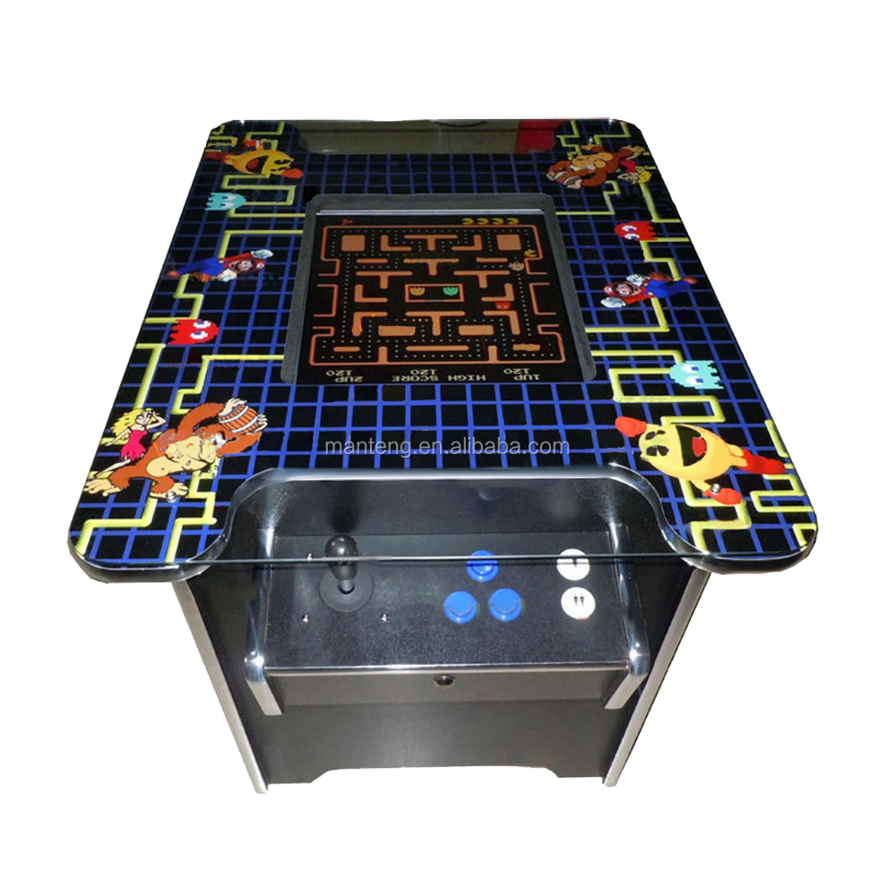 Cocktail Arcade Machine 60 Games In 1Coffee Table TopGames Room