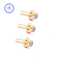 Through Hole 445nm 80mw Laser Diode Blue Laser