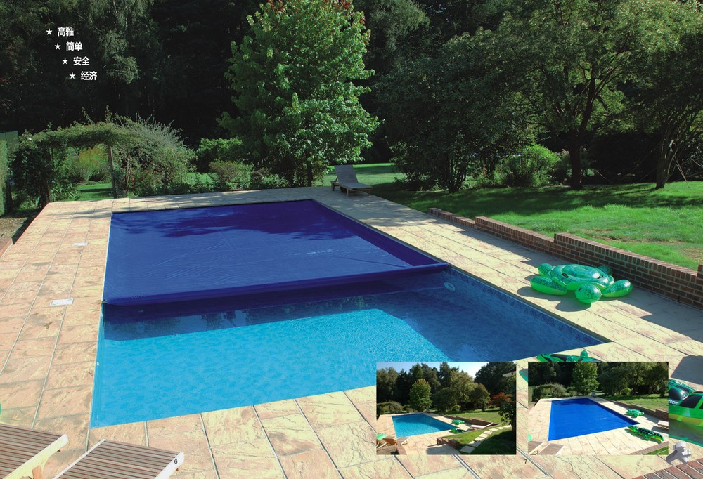 Degaulle swimming pool steel frame include liner buy for Pool design standards