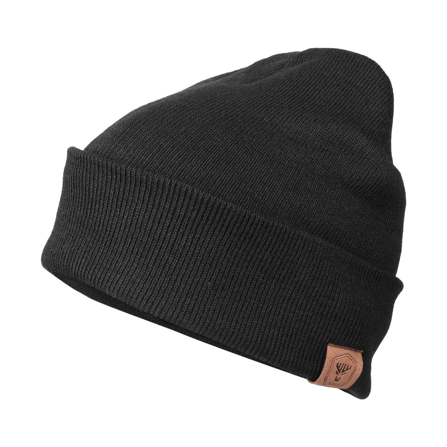 d46482a32872af Get Quotations · OZERO Winter Knit Beanie Hat - Warm Polar Fleece Skull Cap  for Men and Women