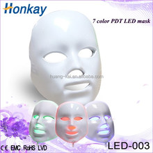 2017 hot sales LED Facial mask led mask