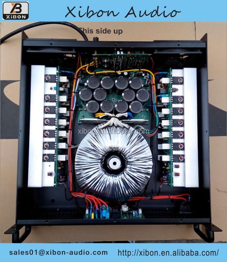 3u High Crest Audio Ca20 Transformer High Power Amplifier